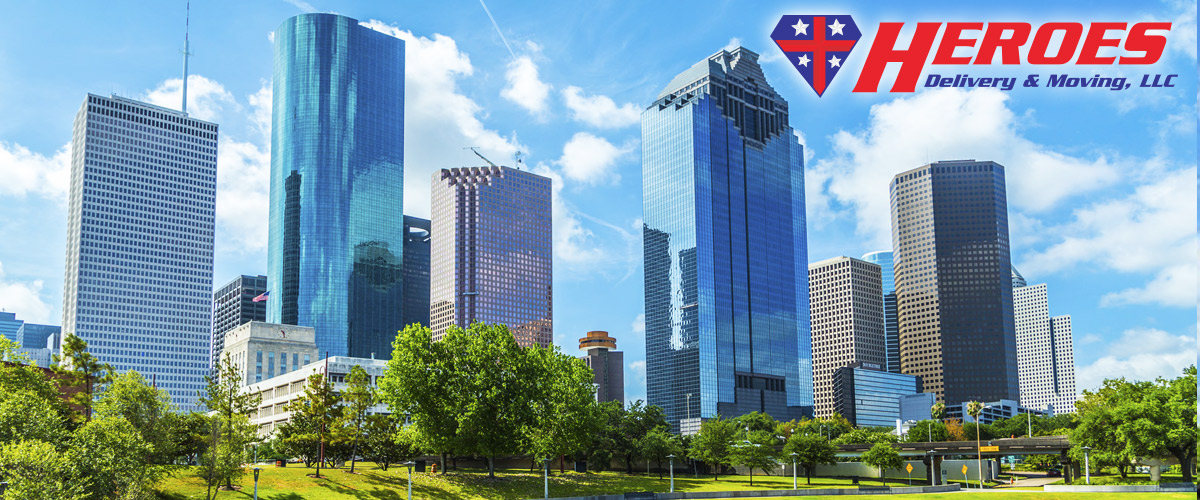 Houston Moving company and Katy Moving Company
